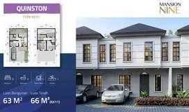 Mansion 9 Rumah surabaya barat lakarsantri wiyung menganti 600 juta