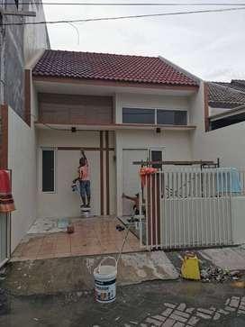 MURAH POLL Dijual Rumah Dekat Akses Merr Lokasi Medokan Sawah