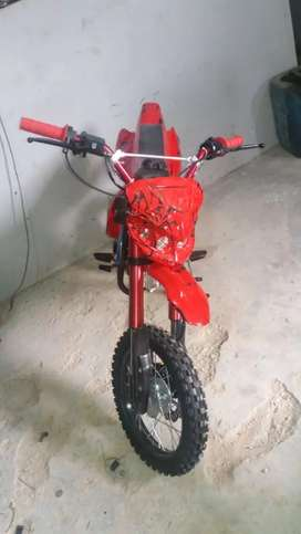 Mini trail bike