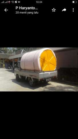 Toren tandon 5000 liter boyolali