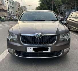 Skoda Superb 2013-2015 Elegance 1.8 TSI AT, 2013, Petrol