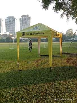 Tenda bazar kerucut
