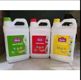 Sleek handwash 4liter