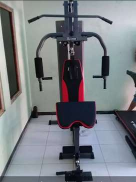 Solo fitness center Home gym 1 sisi bisa cod