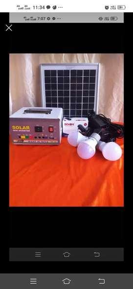 Electric solar Light
