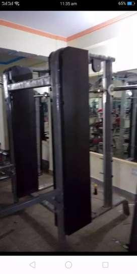Fulli gym satup