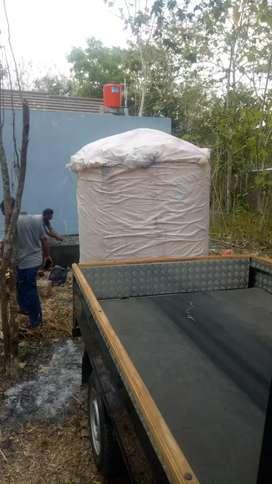 Tandon air 5000 liter hdpe kualitas SNI Sukoharjo