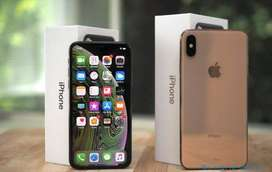 Apple I Phone X max are available in Offer price