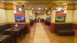 Fully furnished restaurant - Ready to run