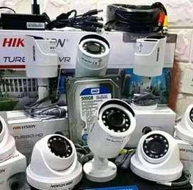kamera CCTV full hd bisa online via hp// Citeureup