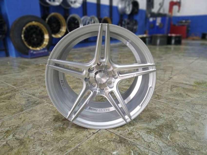 velg racing RAINBOW JD85231 HSR Ring 15X8 H8X100-114,3 ET25 SMF 0