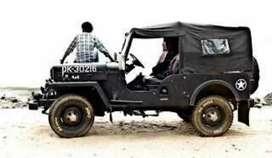 4*4 modified jeep