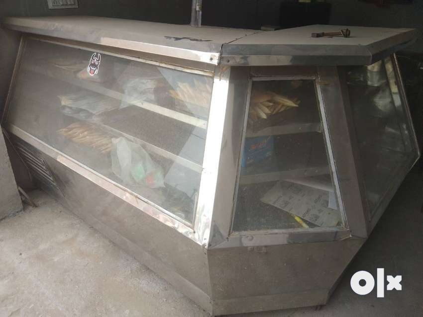 Bakery cooling  counter