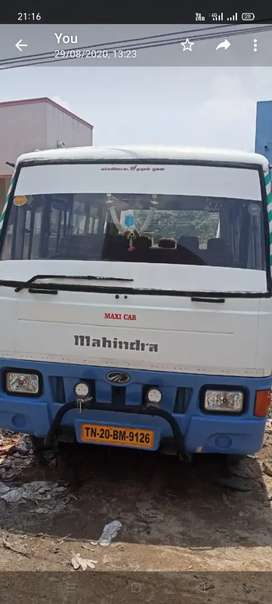 Tourister Maxi cab Mahendra 2011Model