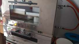 Jual Oven Gas Alumunium TT/Barter