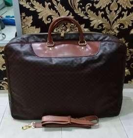 Travel bag celine authentic preloved