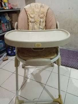 Baby booster& high chair merk Bright Starts