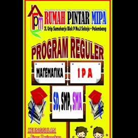Bimbel RUMAH PINTAR MIPA
