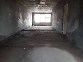 Commercial showroom built up 1080 sq ft in Tdi city sector 74 A Mohali