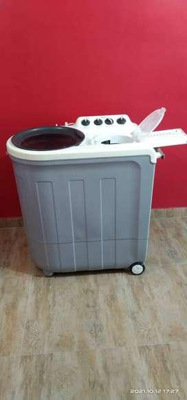 Whirlpool Semi Automatic, ACE 8 KG, Turbo MAX Dry Model 13608