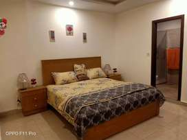 E 11 -APOLLO TOWER 2 bed full furnished available for rent