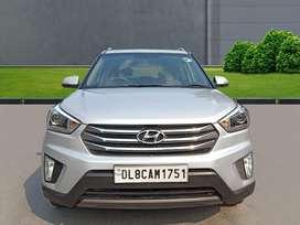 Hyundai Creta 1.6 SX, 2015, Petrol