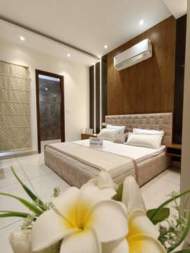 Smart 2BHK Fats for sale in sec 125 Sunny enclave Greater Mohali
