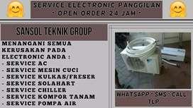 Service AC tidak dingin Servis Kulkas Mesin Cuci Rungkut Surabaya