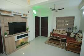 Ready to occupy flat for sale at Chettupuzha, Thrissur.