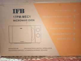 IFB microwave.