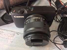 Canon eos m10 jarang pakai
