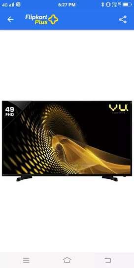 Vu full HD tv