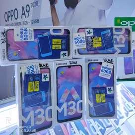 Samsung Galaxy M30 4/64GB garansi resmi