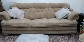 2 (1+1) and 3 in 1, 5 seater sofa set