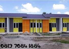 Rumah murah Dp 2,5 jtsubsidi pemerintah di Pagar Merbau