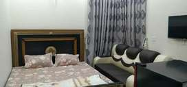 Full furnished brand new bedroom idal 4 bachlor in tech society 4 rent