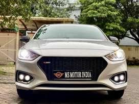 Hyundai Verna Fluidic 1.6 VTVT SX, 2017, Petrol
