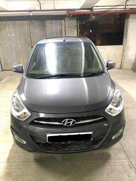 Hyundai I10 Asta 1.2 Automatic Kappa2 with Sunroof, 2010, Petrol