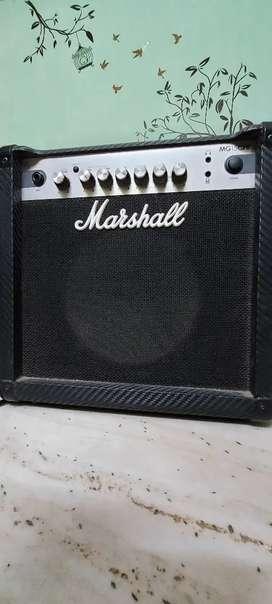 Marshall MG15CFR 40 Watt amplifier