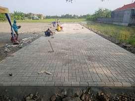 Harga Rendah 700 ribu-an permeter : Dekat Exit Tol Jogja-Solo: Kapling
