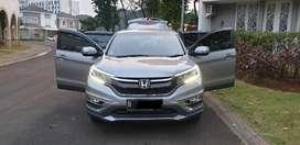 Honda CRV 2.0 2016 a/t facelift km 50rb rec beres honda B genap DKI