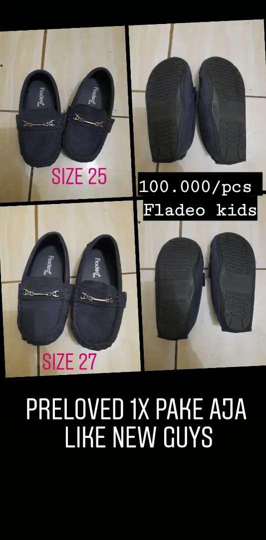 Sepatu Fladeo kids 0