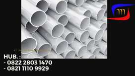 Pipa PVC Stock Baru Keluar Pabrik