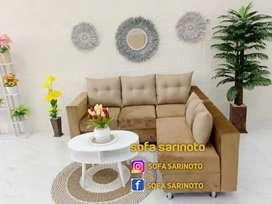 Sofa minimalis mozaic