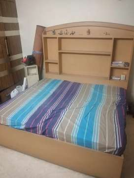 Kids bed with mattresses