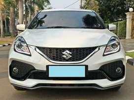 Suzuki new baleno facelift AT