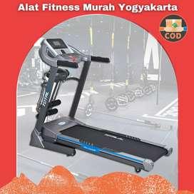 Treadmill Elektrik 3 Fungsi TL-270 Sleman / Treadmill Murah Jogja