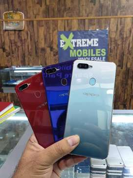 Oppo F9 pro barnd new stock all colors available  pta APPROVED