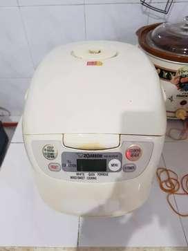 Zojirushi magic com rice cooker