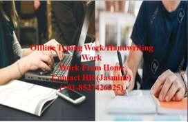 HOME BASE OFFLINE TYPING JOB